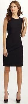 yo elijo coser: Patrón gratis: vestido recto básico (tallas 34-50)