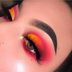 Outstanding Cute makeup info are offered on our internet site. Makeup Eye Looks, Beautiful Eye Makeup, Eye Makeup Art, Dramatic Makeup, Dark Makeup, Cute Makeup, Skin Makeup, Eyeshadow Makeup, Eyeshadows