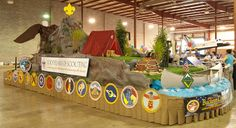 Featured Project: Buckeye Council, Boy Scouts of America | Covey-Odell Advertising LTD.