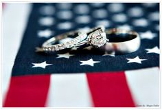 The Pinkbook - Patriotic Wedding Day Inspiration!