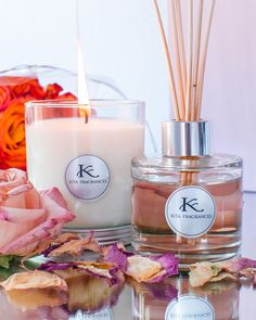 KITA Fragrances luxury perfumed candle and perfume reed diffuser. Car Perfume, Perfume And Cologne, Give Me Home, Candles For Sale, Curtains With Blinds, Home Fragrances, Scented Candles, Luxury, Diffusers