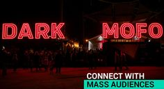 Connect with Mass Audiences
