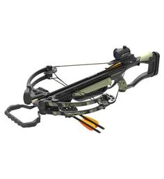Barnett Recruit Youth Crossbow Package 60# with Arrows Quiver  $230 New
