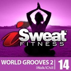 Isweat Fitness Music Vol. 14 World Grooves 2-126 Bpm for Running, Walking, Elliptical,Treadmill,Chill-Out,Fitness,Pilates: iSweat Fitness Music: MP3 Downloads Fitness Music, Fitness Pilates, Pilates Workout, Sweat Workout, Workout Music, Treadmill, Chill, Walking, Nutrition