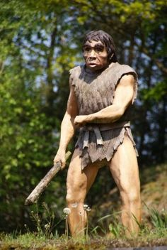"""For decades scientists believed Neanderthals developed """"modern"""" tools and ornaments solely through contact with Homo sapiens, but new research now shows these sturdy ancients could adapt, innovate and evolve technology on their own."""