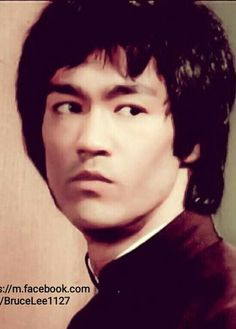 Wonderful Picture of Bruce Lee here.