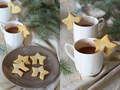Предпраздничная суета приближается незаметно, но кто же откажется отвлечься на печенье и уютный какао? :) Тем более такие имбирные печеньки в буквальном…