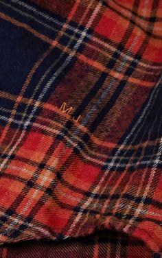 Detail ~ Marc By Marc Jacobs plaid shirt