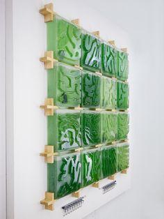 The Coral Indoor Micro-Algae Farm - Design Milk