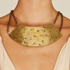 HELENA Collar único de-estilo-africano. por havanaflamingo en Etsy