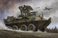 LAV-AT Light Armored Anti-Tank Vehicle 1/35 Trumpeter