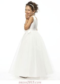 ac319efe1e8 You ll love Dessy flowergirl dresses like Dessy As an authorized dealer