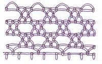 Šitá krajka: Arménská krajka - ozdobné okraje 1 Translate on page, stitch lace blog
