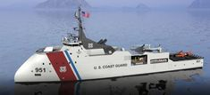 Vigor Offshore Patrol Craft 02 - Think Defence Coast Guard Boats, Coast Guard Ships, Yacht Design, Expedition Yachts, Explorer Yacht, Camper Boat, Us Navy, Offshore Boats, Hale Navy