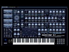 features Modulator allows sounds to be fairly rhythmical in various ways if required. Also you can have one section step-modulated while the the other is not as there are two. Music Recording Studio, Analog Synth, Digital Audio Workstation, Instrument Sounds, Music Software, Recorder Music, Audio Sound, Black And White Aesthetic, Sound Waves