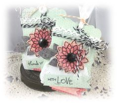 created by Teresa Kline using new stamps from Verve  http://shopverve.com/