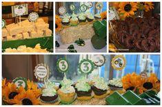 John Deere Tractor Party Food Ideas