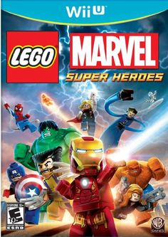 Amazon.com: LEGO: Marvel - Nintendo Wii U: Video Games  $49.00   NICK and JOE