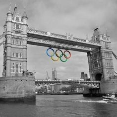London Olympics, I wish I could have seen this while I was there.