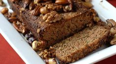 Diana Lampe's nut roast is a great option for vegetarians for Christmas.