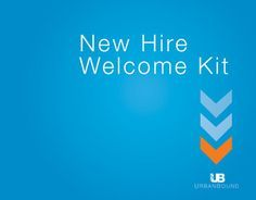 """Check out this @Behance project: """"New Hire Welcome Kit Ebook"""" https://www.behance.net/gallery/6687043/New-Hire-Welcome-Kit-Ebook"""