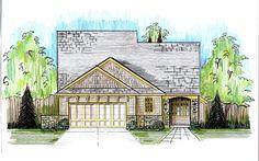 Cottage   European   House Plan 98648