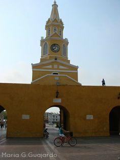 Andar en Bicicleta por Cartagena, Colombia - Blog Y Ahora Pa' Donde