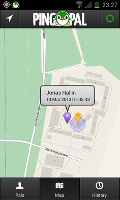 Jonas found by PingPal for Android.