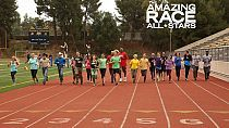 The Amazing Race Video - The Gladiators Are Here! - CBS.com