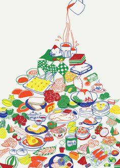 Malaysia Food on Behance