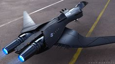 ArtStation - Future Jet (S W A N) - Concept, Edon Guraziu