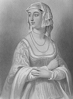 Margaret of Anjou- wife of Henry VI