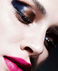In the Mood for… Bold Eyes - Bold Eyeshadow-Wmag