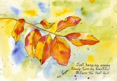 Watercolor leaves.  Google Image Result for http://1.bp.blogspot.com/-37o1c90KDq0/UE9CxDS2_dI/AAAAAAAAQ7Y/D8yidDWM3pU/s1600/leaves.jpeg