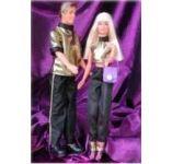 Gratis Barbie Schnittmuster: Disco-Fieber