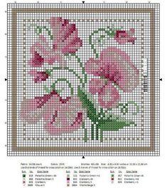 Gallery.ru / Фото #194 - вышивка цветы 3 - semynova
