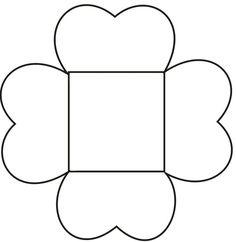 forminha de flor para docinhos molde - Pesquisa Google  #de #docinhos #flor #forminha #Google #molde #para #Pesquisa