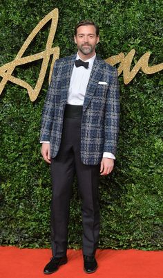Pin for Later: Prepare For All the Looks From London's Most Stylish Night Out Patrick Grant