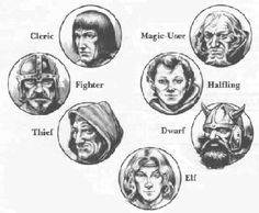 61 Awesome Classic Dungeons & Dragons Artwork images