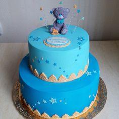 """Вкуснейший торт """"Чёрный лес"""" в подарок малышу. Автор instagram.com/tortminsk_toffa.by"""