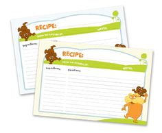 Dr. Seuss' The LORAX Recipe Cards The Lorax, Photo Printing Services, Photo Blanket, Photo Canvas, Recipe Cards, Print Pictures, Photo Book, Free Food, Html