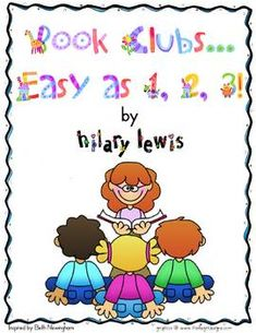 Try book clubs with your kiddos!