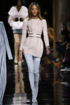 Balmain | Ready-to-Wear - Autumn 2016 | Look 3