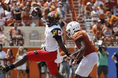 Maryland beating Texas was the Terps' best day in so many years