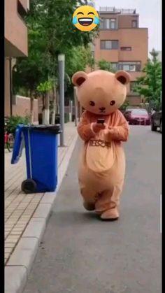 Funny Bear....... ��#Tahmin