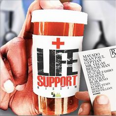 Life Support Riddim (JA Productions)