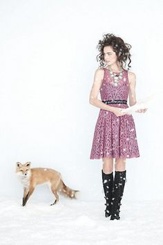 NWT/NIP $248 Anthropologie Mariposa Lace Dress Plenty by Tracy Reese  #Anthropologie