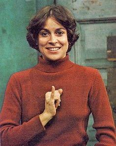 Linda Bove from Sesame Street! Love This Girl!
