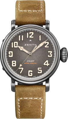 bfc95f035b0 La Cote des Montres   La montre Zenith Pilot Type 20 Extra Special 40 mm -