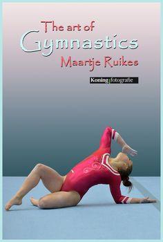 The art of Maartje Ruikes, tijdens de kwalificatie European Games op 30 april 2015 in Beekbergen